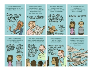 Image by David Blumenstein - part of the DrawTheLine project at www.drawthelinecomics.com