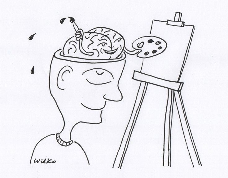 Image by James Wilkinson - part of the DrawTheLine project at www.drawthelinecomics.com